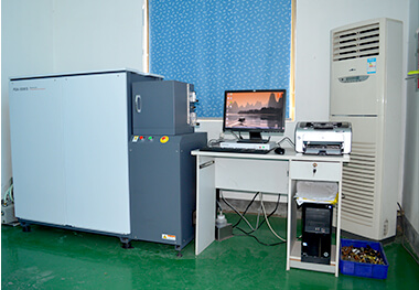 Raw Material Analysis Machine