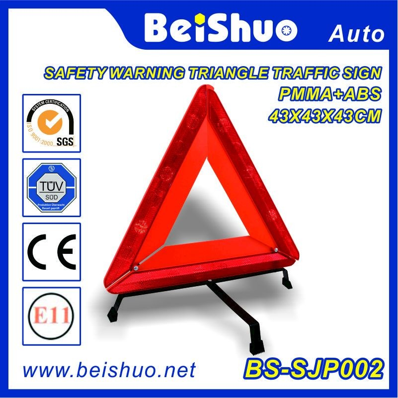 Wholesale Factory Price Reflective Emergency Parking Roadway Traffic Sign