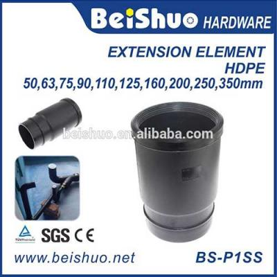 BS-P1SS Plastic Sewage Pipe Fitting PVC Expansion Joint Element