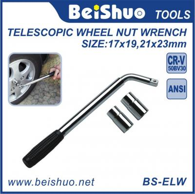 Metal L Type Long Lug Wrench