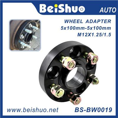 BS-BW0019 Customizable Aluminum T6 5X100mm Wheel Adaptor And Spacer