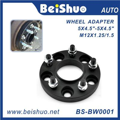 BS-BW0001 Car Spare Parts Alloy Aluminum Wheel Adaptor And Spacer