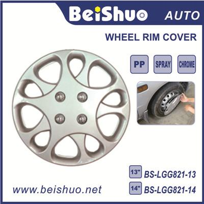 BS-LGG821 Best Selling Car 13&14'' Plastic Universal Hubcaps