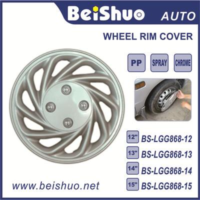 BS-LGG868 New ABS 12''-15'' Plastic Chrome Car Hubcap Wheel Cover