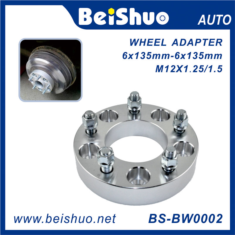 BS-BW0002 6X135 To 6X135 Wheel Adaptor