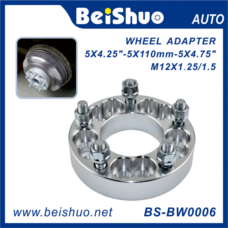 BS-BW0006 5X4.25-5X110-5X4.75 CB73.1mm Wheel Adaptor And Spacer