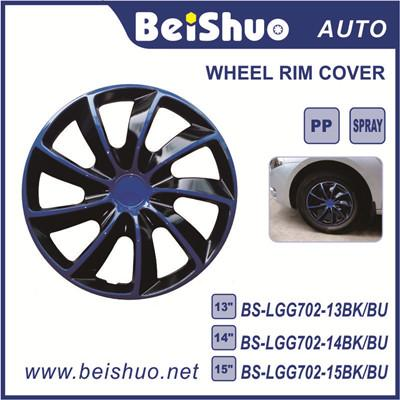 BS-LGG702 Plastic Double Car Wheel Covers Auto Wheel Cover