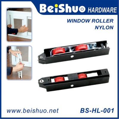 BS-HL-001 Sliding Window Tandem Roller Assembly with Wheels