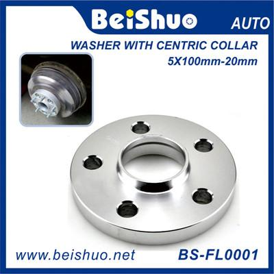 BS-FL0001 5x120 Wheel Spacer and Adaptor Aluminum Forged
