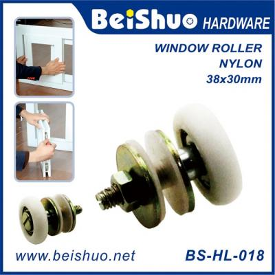 BS-HL-018 Sliding Window Roller Assembly,with Nylon Wheels
