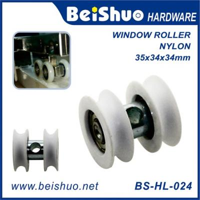 BS-HL-024 Sliding Window Tandem Roller Assembly with Two Wheels