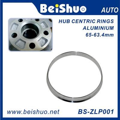 High Quality Aluminum Forged Auto Wheel Hub Centric Ring
