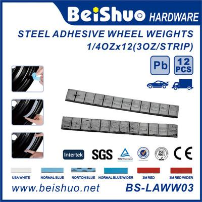 Zinc Adhesive Wheel Balance Weight Zinc Wheel Weight
