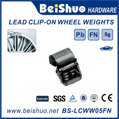 Lead Clip on Wheel Weight Car Wheel Weight Balance