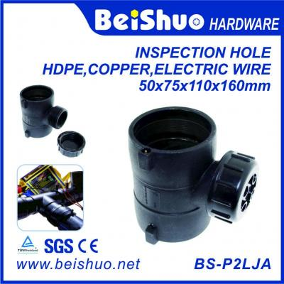 Electrofusion Hdpe pipe fitting