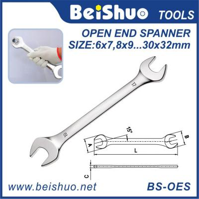 Open End Spanner