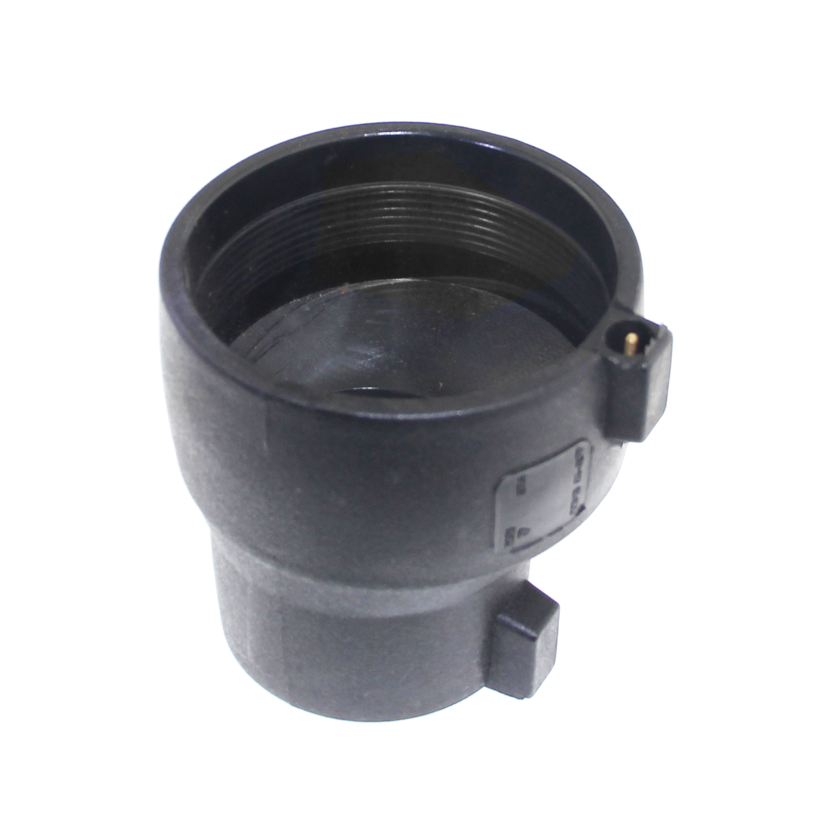 BS-P2YJ various styles high quality pneumatic pvc hdpe pipe fitting
