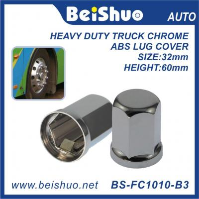 32mm Truck Nut cover ABS Chrome plated