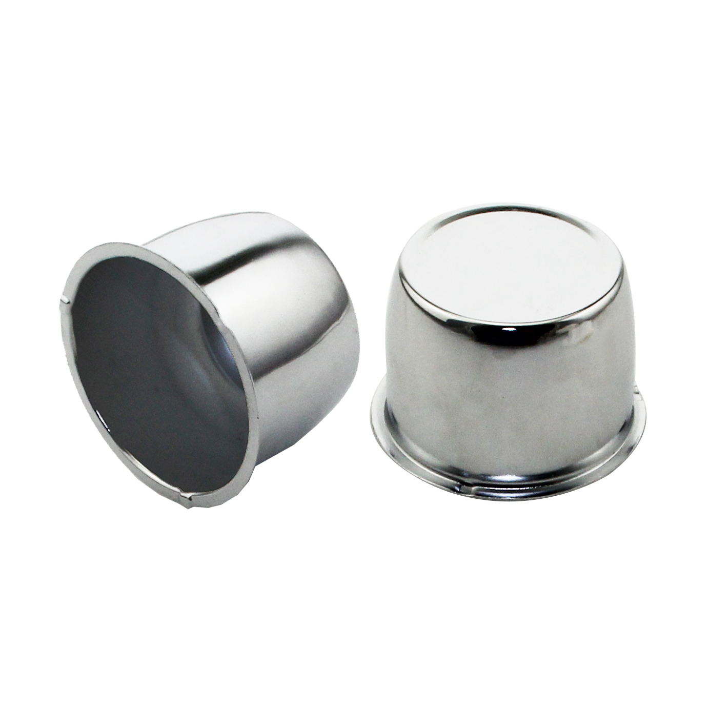 BS-C64 64mm USA sliver chrome Car & Truck Round Wheel Center Caps/CAR WHEEL CENTER CAPS COVERS