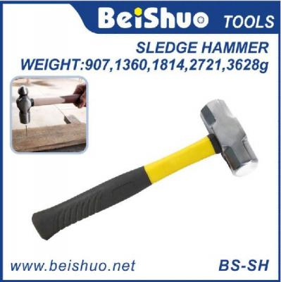 Professional Fiberglass Handle Sledge Hammer