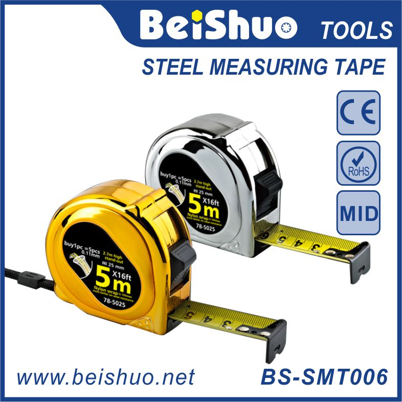 Measure Steel Tape