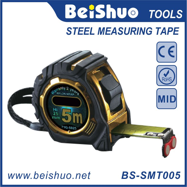 Nylon Blade Measuring Steel Tape