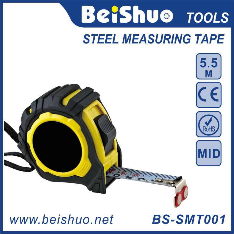 Nylon Blade Measure Steel Tape