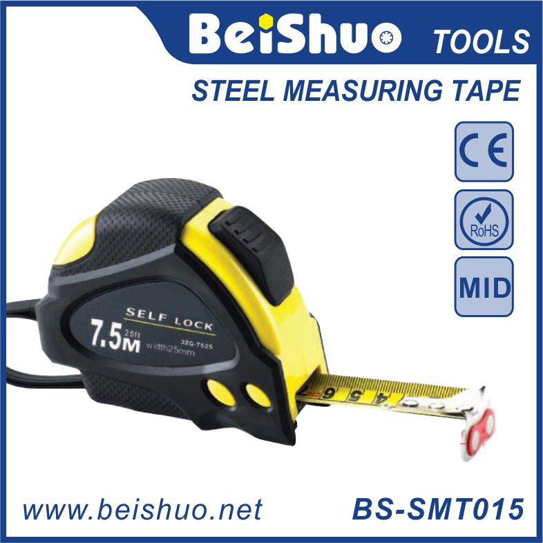 Nylon Blade, Magnetic Hook, Measure Steel Tape