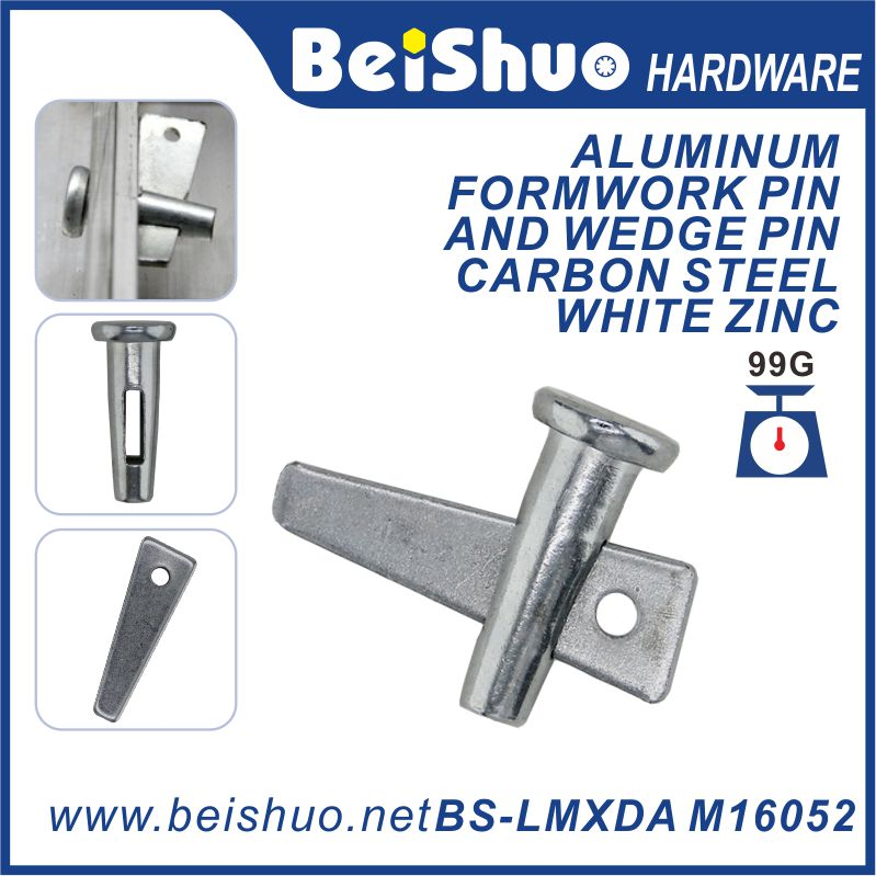 M16 80MM Carbon Steel Cone Anchor Bolt with Sleeve and Washer