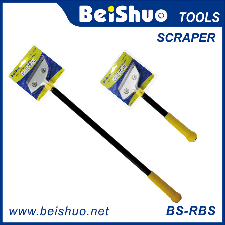 BS-RBS Extra Heavy Duty Olfa Wallpaper Scraper with Carbon Steel Blade