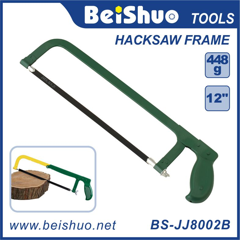 Solid Type Hacksaw Frame Hand Tool