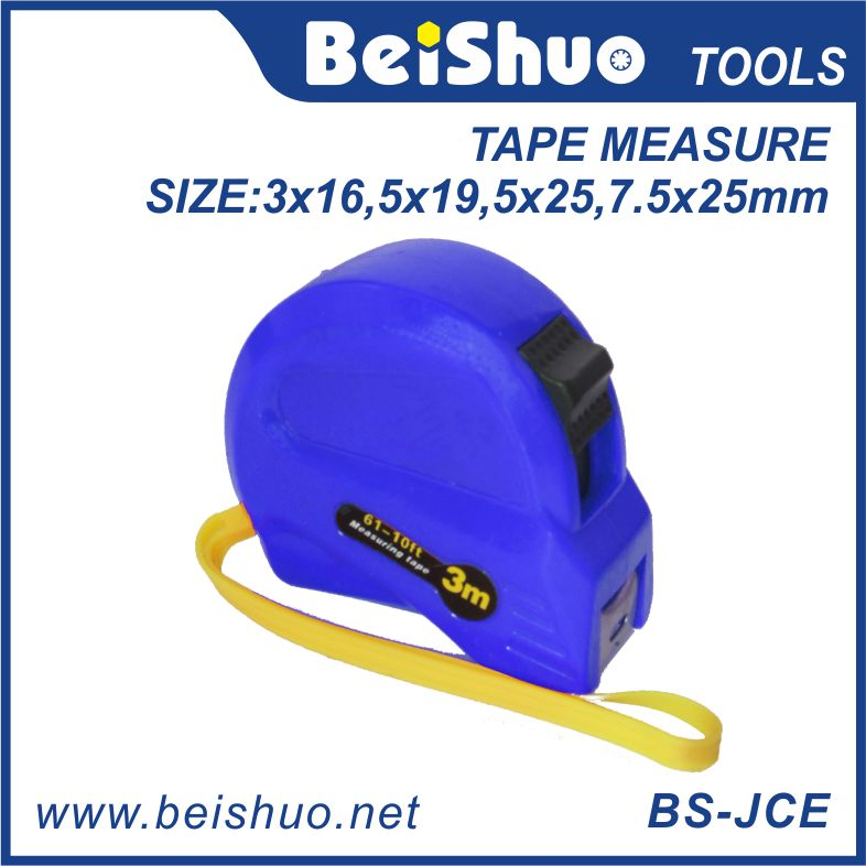 Self Auto Lock 25 Foot Tape Measure