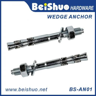 BS-AN01 Stainless steel plain provides strong wedge anchor BS-AN01-H M24