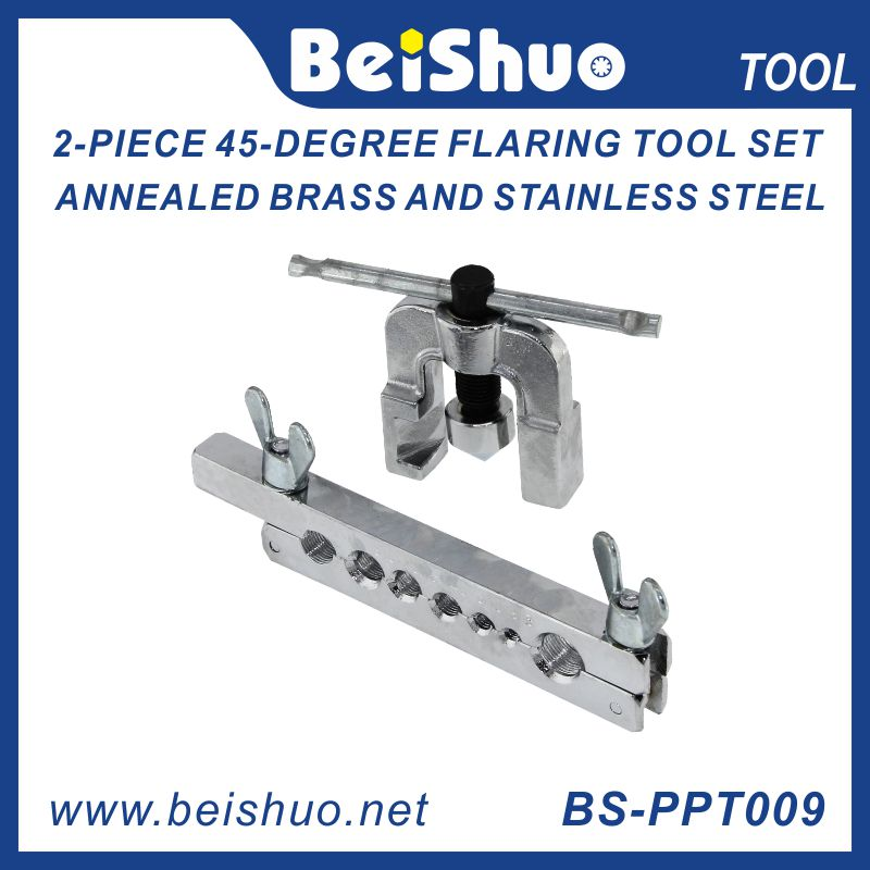 BS-PPT009 2-piece 45-degree flaring tool set