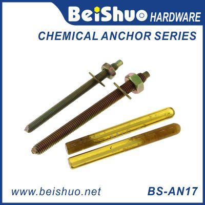 BS-AN17 M8 High Strength Galvanized Chemical Anchor