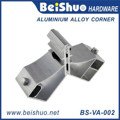 BS-VA-002 Furniture&Door Fastener Aluminum Alloy Corner Bracket