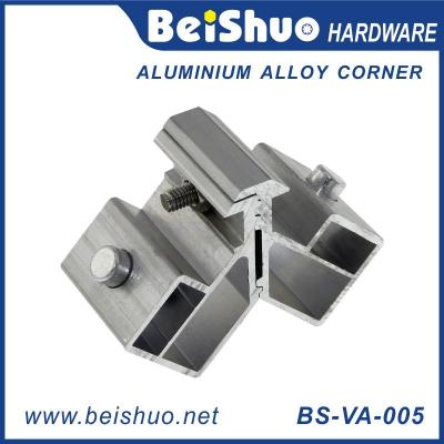 BS-VA-005 Furniture&Door Fastener Aluminum Alloy Corner Bracket