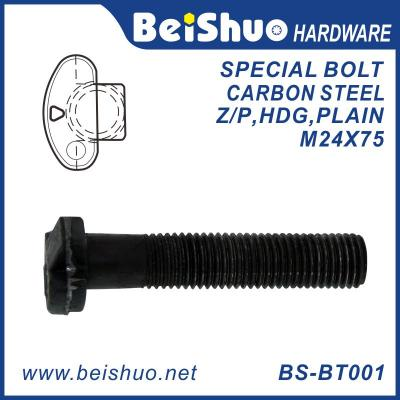 BS-BT001 M24 Carbon Steel Special Bolt