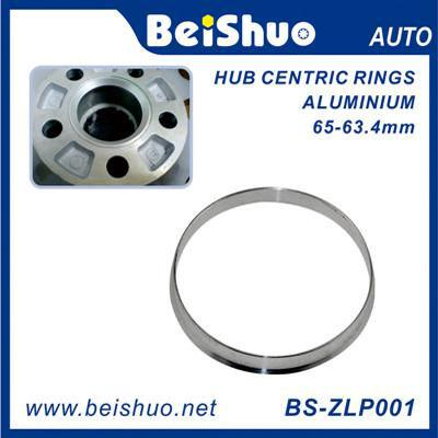 BS-ZLP001 High Quality Aluminum Forged Auto Wheel Hub Centric Ring