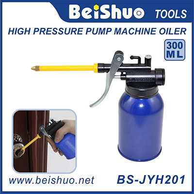 BS-JYH201 High Quality Pressure Oil Pot / Oil Can / Oil Gun for lubrication