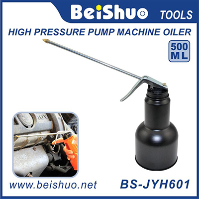 BS-JYH601 550MLHigh Quality Pressure Oil Pot / Oil Can / Oil Gun for lubrication