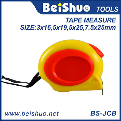 BS-JCB Cheap Price Stainless Steel Tape Measure