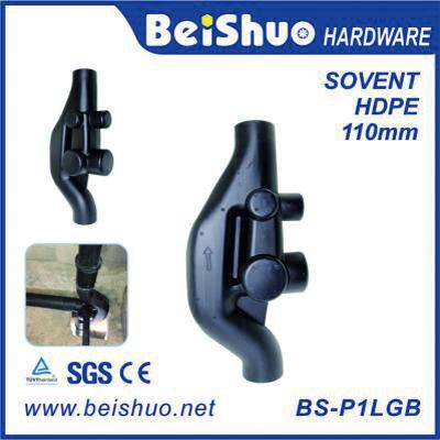 BS-P1LGB HDPE Drainage Butt Fusion PE Fitting Sovent