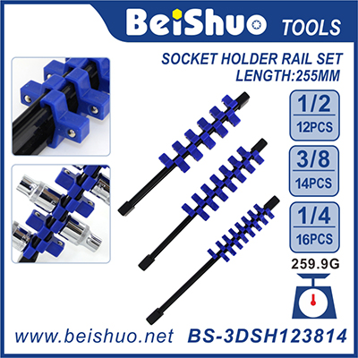 BS-3DSH123814 Plastic hanger socket holder