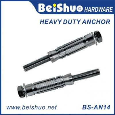 BS-AN14-D coustomized Size Stainless steel/carbon steel heavy duty anchor