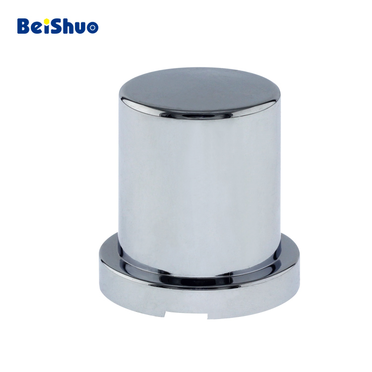 31MM Chrome ABS Plastic Nut Cover