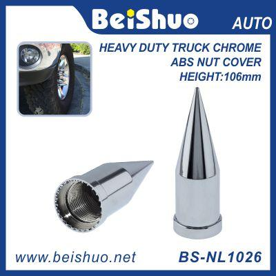 Chrome ABS Lug Nut Cover