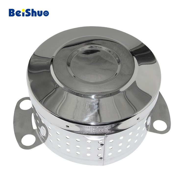 """22.5"""" Truck Stainless Steel Rear Axle Cover"""