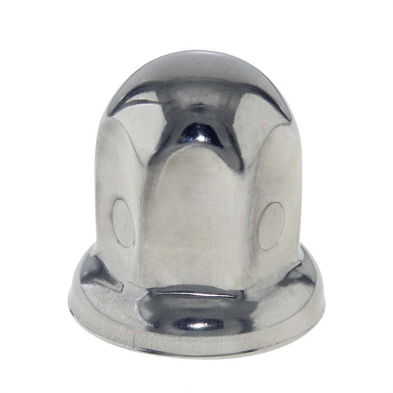 Stainless Steel Wheel Lug Nut Cover for Truck