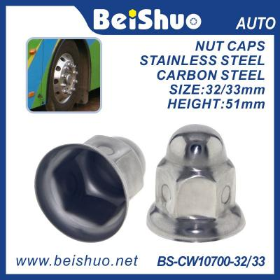 Chinese Supplier Wheel Nut Covers& Lug Nut Cover